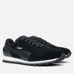 Мужские кроссовки Puma ST Runner SD Black/Black фото- 1