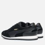 Мужские кроссовки Puma ST Runner SD Black/Black фото- 2