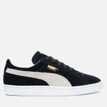 Мужские кроссовки Puma Suede Classic Eco Black/White фото- 0