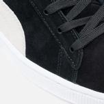 Мужские кроссовки Puma Suede Classic Eco Black/White фото- 7