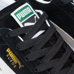 Мужские кроссовки Puma Suede Classic Eco Black/White фото- 6