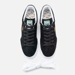 Мужские кроссовки Puma Suede Classic Eco Black/White фото- 4