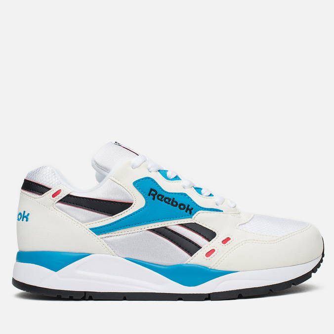 Reebok Bolton Men's Sneakers Chalk/White/Red Rush