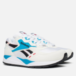 Reebok Bolton Men's Sneakers Chalk/White/Red Rush photo- 1