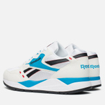 Reebok Bolton Men's Sneakers Chalk/White/Red Rush photo- 2