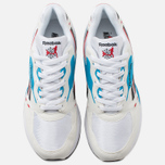 Reebok Bolton Men's Sneakers Chalk/White/Red Rush photo- 4