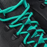 Мужские зимние кроссовки Reebok CL Leather Mid Trail Black/Green/Sepia фото- 6