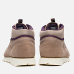 Reebok CL Leather Mid Trail Men's Sneakers Tapue/Paperwhite/Sepia/Orchid photo- 3