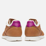 Кроссовки Reebok Classic Leather Alpine Brown Malt/Fuchsia/Chalk/Paperwhite фото- 3