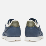 Кроссовки Reebok Classic Leather Alpine Navy/Olive/Chalk/Paperwhite фото- 3
