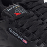 Кроссовки Reebok Classic Leather Black фото- 4