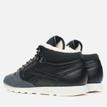Зимние кроссовки Reebok Classic Leather Mid Sherpa Black/Gravel/Chalk/Paperwhite фото- 2