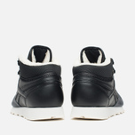 Зимние кроссовки Reebok Classic Leather Mid Sherpa Black/Gravel/Chalk/Paperwhite фото- 3