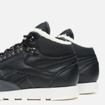 Зимние кроссовки Reebok Classic Leather Mid Sherpa Black/Gravel/Chalk/Paperwhite фото- 5