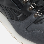 Зимние кроссовки Reebok Classic Leather Mid Sherpa Black/Gravel/Chalk/Paperwhite фото- 7