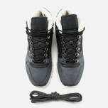 Зимние кроссовки Reebok Classic Leather Mid Sherpa Black/Gravel/Chalk/Paperwhite фото- 4