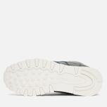 Зимние кроссовки Reebok Classic Leather Mid Sherpa Grey/Navy/Chalk/Paperwhite фото- 8