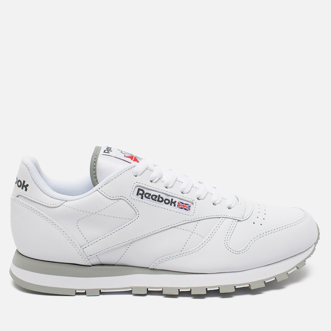 Reebok Classic Leather Sneakers White/Grey