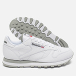 Reebok Classic Leather Sneakers White/Grey photo- 2