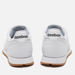 Кроссовки Reebok Classic Leather White/Gum фото- 3