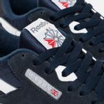 Мужские кроссовки Reebok Classic Nylon Navy/Platinum фото- 3