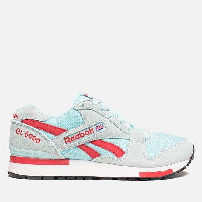 Reebok GL 6000 Cool Breeze/Red