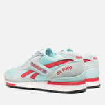 Reebok GL 6000 Cool Breeze/Red photo- 4
