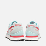 Reebok GL 6000 Cool Breeze/Red photo- 3