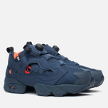Мужские кроссовки Reebok Instapump Fury Tech Collegiate Navy/White/Solar Orange фото- 1