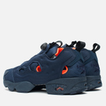 Мужские кроссовки Reebok Instapump Fury Tech Collegiate Navy/White/Solar Orange фото- 2
