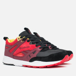 Мужские кроссовки Reebok x The Hundreds Ventilator Zodiac Pack Black/Red/White/Yellow фото- 1
