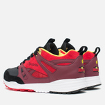 Мужские кроссовки Reebok x The Hundreds Ventilator Zodiac Pack Black/Red/White/Yellow фото- 2