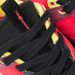 Мужские кроссовки Reebok x The Hundreds Ventilator Zodiac Pack Black/Red/White/Yellow фото- 7