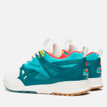 Мужские кроссовки Reebok x The Hundreds Ventilator Zodiac Pack Blue/Chalk/Teal/Yellow фото- 2