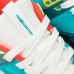 Reebok x The Hundreds Ventilator Zodiac Pack Men's Sneakers Blue/Chalk/Teal/Yellow photo- 7