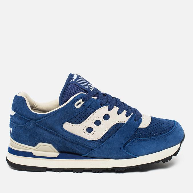 Мужские кроссовки Saucony Courageous Premium Blue