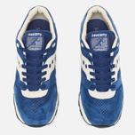Мужские кроссовки Saucony Courageous Premium Blue фото- 4