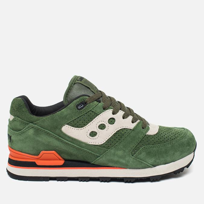 Мужские кроссовки Saucony Courageous Premium Green