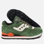 Мужские кроссовки Saucony Courageous Premium Green фото- 2