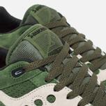 Мужские кроссовки Saucony Courageous Premium Green фото- 5