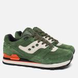 Мужские кроссовки Saucony Courageous Premium Green фото- 1
