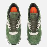 Мужские кроссовки Saucony Courageous Premium Green фото- 4