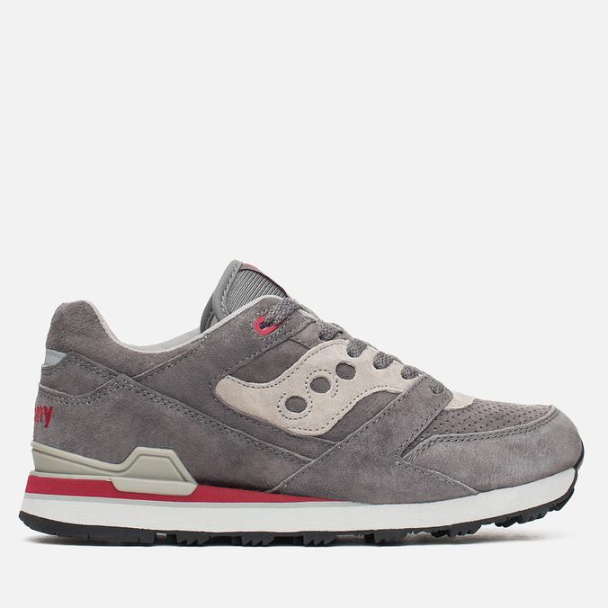 Мужские кроссовки Saucony Courageous Premium Grey
