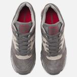 Мужские кроссовки Saucony Courageous Premium Grey фото- 4