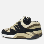 Saucony Grid 9000 Autumn Spice Pack Men's Sneakers Black/Green photo- 2