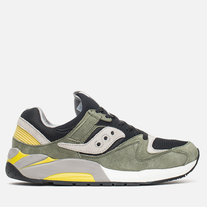 Мужские кроссовки Saucony Grid 9000 Autumn Spice Pack Green/Black