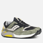 Мужские кроссовки Saucony Grid 9000 Autumn Spice Pack Green/Black фото- 1
