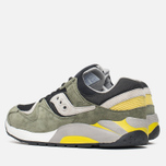 Мужские кроссовки Saucony Grid 9000 Autumn Spice Pack Green/Black фото- 2