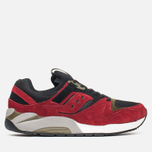 Мужские кроссовки Saucony Grid 9000 Autumn Spice Pack Red/Black фото- 0