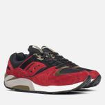 Мужские кроссовки Saucony Grid 9000 Autumn Spice Pack Red/Black фото- 1